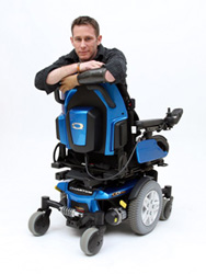 New Q6 Edge Wheelchair