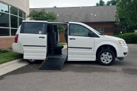 Amerivan PT Wheelchair Van